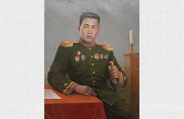 Bat-Ochir SHAGDARJAV (1941-1946)