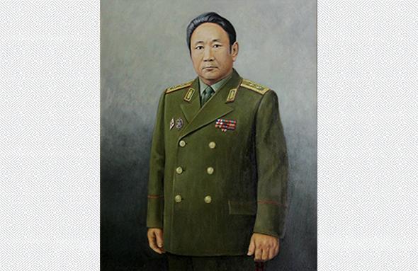 Ulziikhutag CHOIJILSUREN (1981-1982)