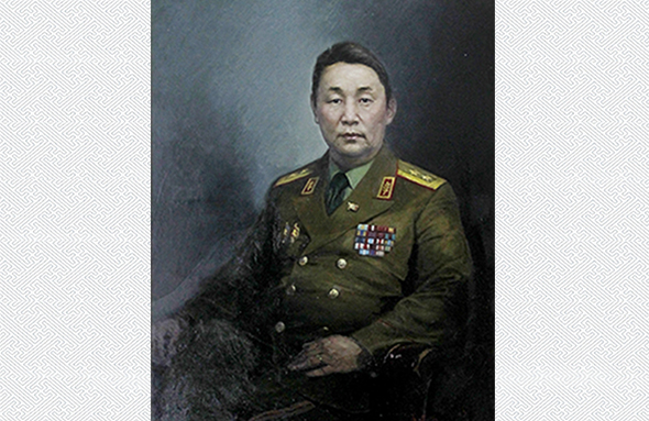 Agvaanjantsan JAMSRANJAV (1984-1990)