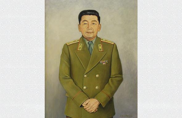 Damdinneren BATAA (1951-1952)