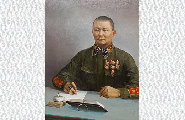 Khorloo CHOIBALSAN (1936-1940)