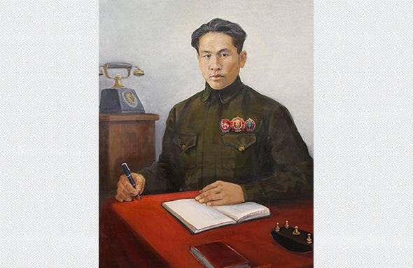 Bat-Ochir ELDEV-OCHIR (1930-1932)