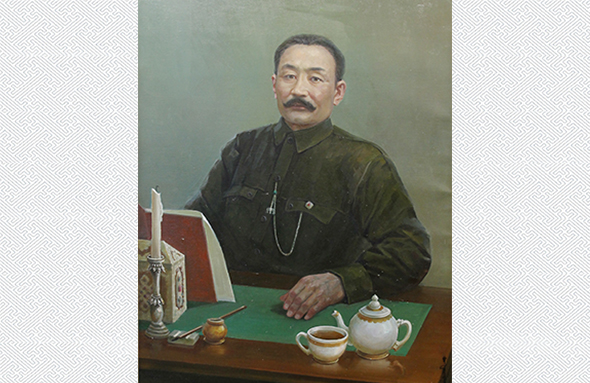 Namjil KHAYANKHIRVAA (1926-1928)