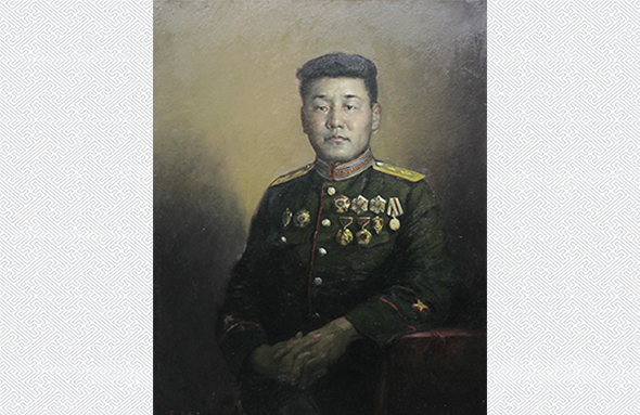 Butemj DUINKHORJAV (1949-1951)